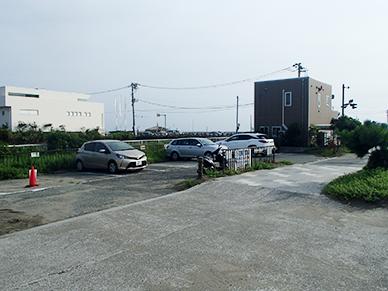 滑川駐車場