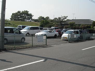 寒川駐車場