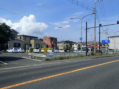 津久井駐車場
